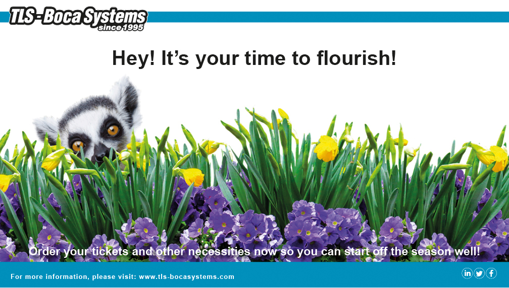 Hey! It's your time to flourish!