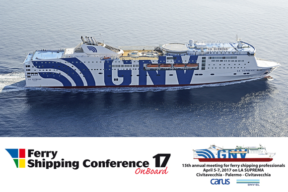 Ferry Shipping Conference 2017