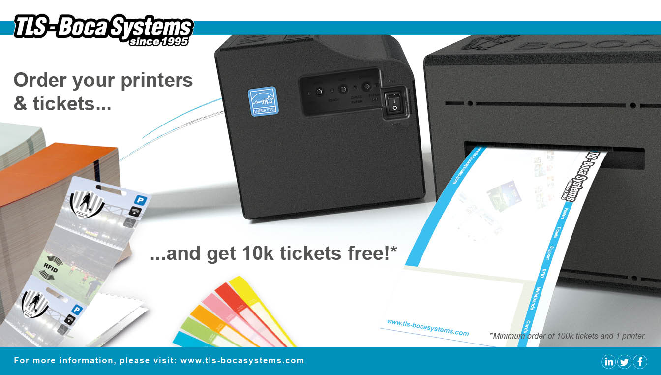 Get 10k tickets free with your new order!