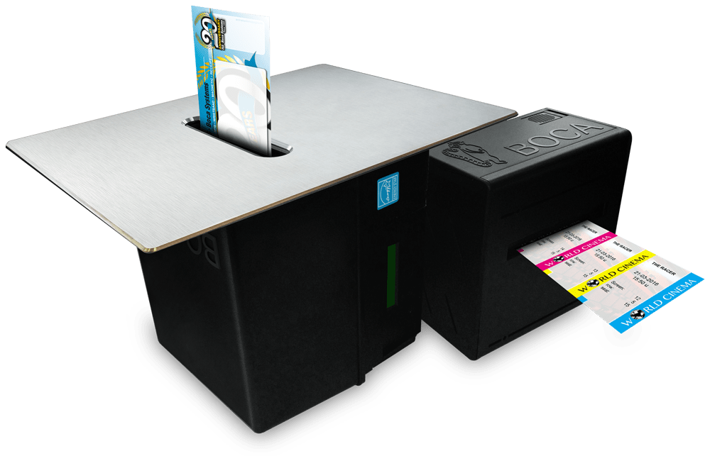 BOCA Lemur Thermal Ticket Printers